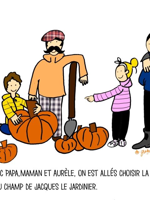 Happy Halloween expliqué aux enfants